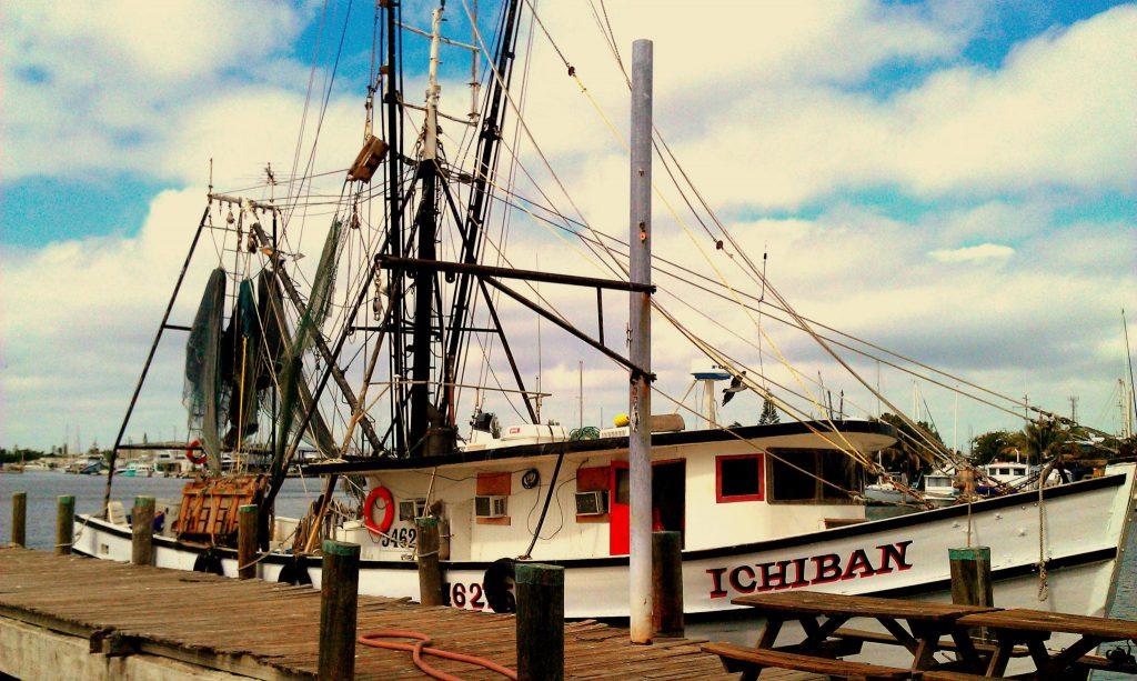 fishbusterz fishing boat